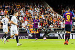 Sergio Busquets of FC Barcelona in action during their La Liga 2018-19 match between Valencia CF and FC Barcelona at Estadio de Mestalla on October 07 2018 in Valencia, Spain. Photo by Maria Jose Segovia Carmona / Power Sport Images