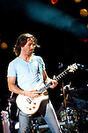 Jake Owen performs at LP Field during Day Four of the 2013 CMA Music Festival in Nashville, Tennessee.