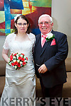 Margaret Hanlon and Christopher Cummins were married in a Civil Ceremony by Mary T O'Shea on Tuesday 14th November 2017 at Ballyroe Heights Hotel with a reception after