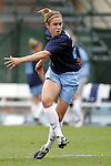 09 October 2005: North Carolina's Heather O'Reilly. The Duke Blue Devils defeated the #1 ranked Carolina Tar Heels 2-1 at Fetzer Field in Chapel Hill, North Carolina in a regular season Atlantic Coast Conference women's soccer game.