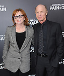 Ed Harris and Amy Madigan at The Paramount Pictures L.A. Premiere of Pain & Gain held at The TCL Chinese Theatre in Hollywood, California on April 22,2013                                                                   Copyright 2013 Hollywood Press Agency