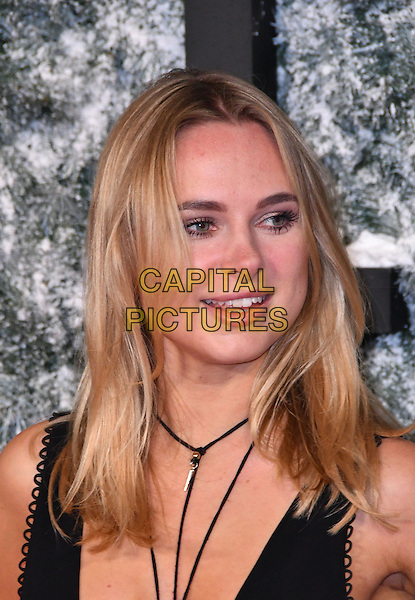 Kimberley Garner<br /> Collateral Beauty European film premiere, drama about a man whose life is flipped upside down after a tragedy sends him into a deep depression, at Vue West End, London 15 December 2016.<br /> CAP/JOR<br /> &copy;JOR/Capital Pictures