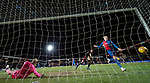 11.02.2019: Ross County v Inverness CT: Ross Stewart scores past keeper Mark Ridgers
