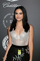 LOS ANGELES - JAN 6:  Camila Mendes at the The Art of Elysium presents John Legend's HEAVEN at Barker Hanger on January 6, 2018 in Santa Monica, CA