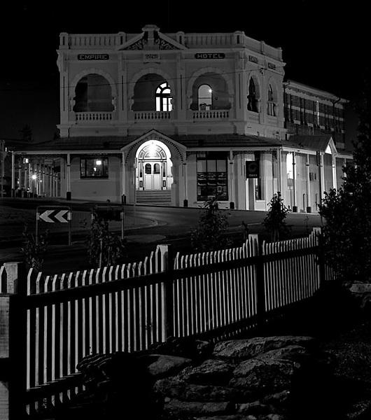 Empire Hotel,<br /> Queenstown