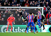 9th December 2017, Selhurst Park, London, England; EPL Premier League football, Crystal Palace versus Bournemouth; Steve Cook of Bournemouth is fouled