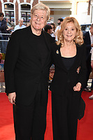Martin Jarvis and Rosalind Ayres<br /> at the &quot;Hampstead&quot; premiere, Everyman Hampstead cinema, London. <br /> <br /> <br /> &copy;Ash Knotek  D3280  14/06/2017
