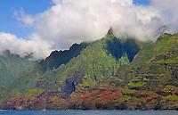 Na Pali Coast, Hawaii
