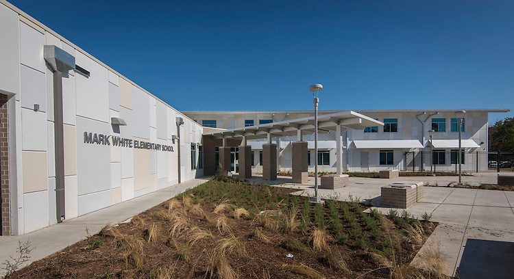 Mark White Elementary School, November 16, 2016.