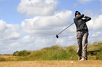 Eleanor Metcalfe (Laytown & Bettystown) during the 1st round of the Irish Women's Open Stroke Play Championship, Enniscrone Golf Club, Enniscrone, Co. Sligo. Ireland. 16/06/2018.<br /> Picture: Golffile | Fran Caffrey<br /> <br /> <br /> All photo usage must carry mandatory copyright credit (© Golffile | Fran Caffrey)