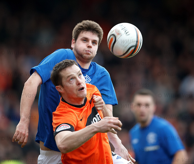 Sebastien Faure with Jon Daly