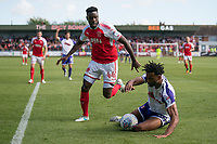 170805 Fleetwood Town v Rotherham United