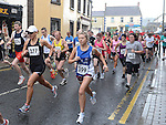 The start of the Turfman 10K run in Ardee. Photo:Colin Bell/pressphotos.ie