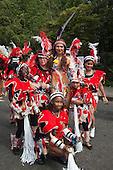 Notting Hill Carnival 2009 - Paraiso School of Samba (Photo: Bettina Strenske)