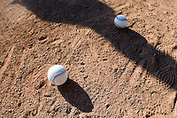 BASEBALL - GREEN ROLLER PARK - PRAGUE (CZECH REPUBLIC) - 23/06/2008 - PHOTO: CHRISTOPHE ELISE.BASEBALL BALL (TEAM FRANCE)