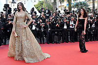 www.acepixs.com<br /> <br /> May 22 2017, Cannes<br /> <br /> Soonam Kapoor (L) and Andie MacDowell arriving at the premiere of 'The Killing Of A Sacred Deer' during the 70th annual Cannes Film Festival at Palais des Festivals on May 22, 2017 in Cannes, France.<br /> <br /> By Line: Famous/ACE Pictures<br /> <br /> <br /> ACE Pictures Inc<br /> Tel: 6467670430<br /> Email: info@acepixs.com<br /> www.acepixs.com