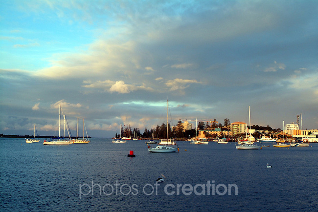 Port Macquarie at Dusk