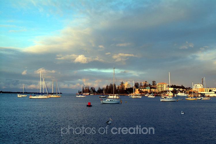 Port Macquarie at Dusk