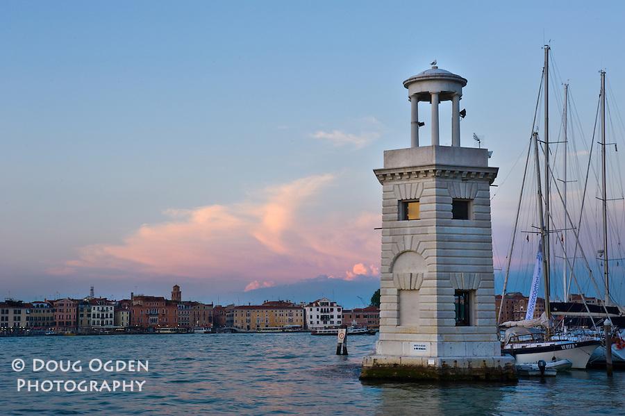 light house, San Giorgio Maggiore, Venice, Italy