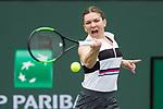 Simona Halep (ROU) defeated Kateryna Kozlova (UKR)