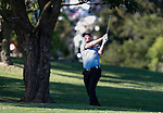 Ryan Fox of New Zealand during the Holden NZ PGA Championship, Round One, Remuera Golf Club, Remuera, Auckland, New Zealand. Friday 3 March 2016. Photo: Simon Watts/www.bwmedia.co.nz <br /> All images &copy; NZ PGA and BWMedia.co.nz