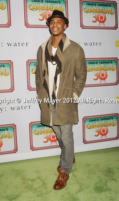 LOS ANGELES, CA - DECEMBER 08: Mehcad Brooks attends Charlie Ebersol's 'Charlieland' Birthday Party And Charity: Water Fundraiser on December 8, 2012 in Los Angeles, California.