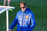 Julen Lopetegui during the training of Spanish national team under 21 at Ciudad del El futbol  in Madrid, Spain. March 21, 2017. (ALTERPHOTOS / Rodrigo Jimenez)