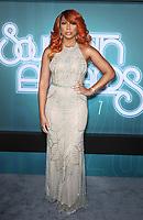 05 November 2017 - Las Vegas, NV - Tamar Braxton. 2017 Soul Train Awards at Orleans Arena. <br /> CAP/ADM/MJT<br /> &copy; MJT/ADM/Capital Pictures