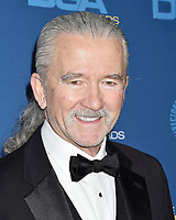 HOLLYWOOD, CA - FEBRUARY 02: Patrick Duffy attends the 71st Annual Directors Guild Of America Awards at The Ray Dolby Ballroom at Hollywood &amp; Highland Center on February 02, 2019 in Hollywood, California.<br /> CAP/ROT/TM<br /> &copy;TM/ROT/Capital Pictures