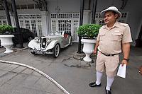 Malaysia, Penang. E&O - the Eastern & Oriental Hotel.