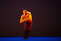 "London, UK. 19.05.2014. English National Ballet presents the final of EMERGING DANCER 2014, at the Lyceum Theatre in London's West End. Picture shows: Joan Sebastian Zamora in ""L'Arlesienne"". Photograph © Jane Hobson."