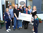Womens Refuge Cheque Presentation 16/2/12