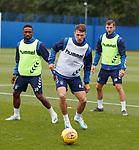 14.08.2019 Rangers training: Ryan Jack