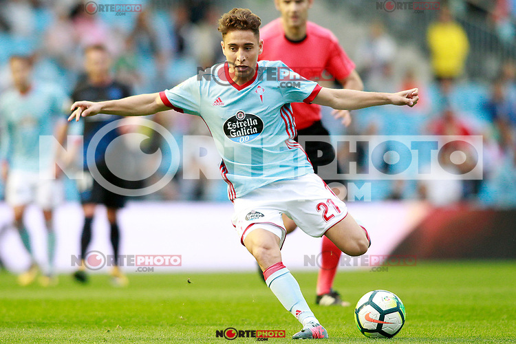 RC Celta de Vigo's Emre Mor during La Liga match. September 10,2017. (ALTERPHOTOS/Acero) /NortePhoto.com