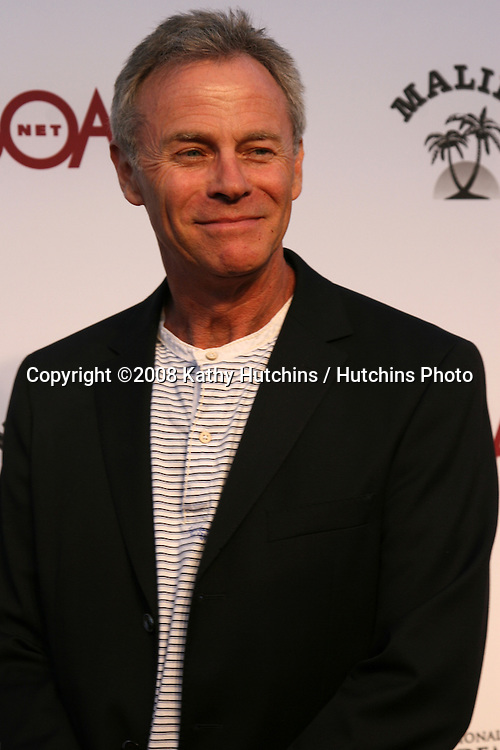 """Tristan Rogers   arriving at the SoapNet """"Night Before Party"""" for the nominees of the 2008 Daytime Emmy Awards at Crimson & Opera in Hollywood, CA.June 19, 2008.©2008 Kathy Hutchins / Hutchins Photo ."""