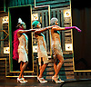 A Harlem Dream <br /> (The Maria)<br /> part of Dance Umbrella 2014 <br /> at the Young Vic Theatre, London, Great Britain <br /> press photocall <br /> 23rd october 2014 <br /> <br /> choreography by Ivan Blackstock <br /> <br /> Birdgang dance company <br /> <br /> Rhea T-W<br /> Shannelle 'Tali' Fergus<br /> L'atisse Rhoden<br /> <br /> <br /> <br /> Photograph by Elliott Franks <br /> Image licensed to Elliott Franks Photography Services