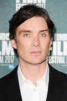 Cillian Murphy at the London Film Festival 2017 screening of &quot;The Party&quot; at Embankment Gardens Cinema, London, UK. <br /> 10 October  2017<br /> Picture: Steve Vas/Featureflash/SilverHub 0208 004 5359 sales@silverhubmedia.com