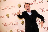 Roberto Benigni.Roma 13/4/2012 Auditorium.To Rome with Love - World Premiere.Foto Insidefoto Andrea Staccioli