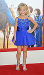 Alyvia Alyn Lind arriving at the premiere of Blended held at TCL Chinese Theatre Los Angeles Ca. May 21, 2014.