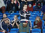 Gutted Scotland fans