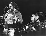 Sir Douglas Quintet 1981 Augie Meyers and Doug Sahm..