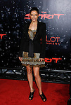 """HOLLYWOOD, CA. - December 17: Actress Leonor Varela  arrives at the Los Angeles premiere of """"The Spirit"""" at the Grauman's Chinese Theater on December 17, 2008 in Hollywood, California."""