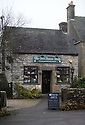 16/12/16<br /> ***WITH PICS***<br /> The Old Cheese Shop in Hartington where the traditional Blue Stilton is sold.<br /> <br /> More than 1,800 of these traditional Christmas Blue Stilton cheeses have already left Hartington Creamery, in the heart of the Derbyshire Peak District, but with just one more week left before the big day, there are still another 150 of the giant 8kg cheese cylinders to reach maturity and be shipped out in time to partner the post-feast glass of port on December 25th.<br /> <br /> FULL STORY: https://fstoppressblog.wordpress.com/christmas-blue-stilton-from-derbyshire/<br /> <br /> All Rights Reserved: F Stop Press Ltd. +44(0)1773 550665 &nbsp; www.fstoppress.com