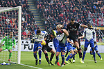 Alessio Romagnoliof AC Milan anticipates Morten Thorsby of Sampdoria from a corner kick during the Serie A match at Giuseppe Meazza, Milan. Picture date: 6th January 2020. Picture credit should read: Jonathan Moscrop/Sportimage