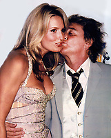 Rod Stewart Penny Lancaster 2003<br /> Photo By John Barrett/PHOTOlink