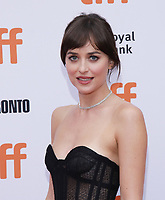 "TORONTO, ONTARIO - SEPTEMBER 06: Dakota Johnson attends ""The Friend"" premiere during the 2019 Toronto International Film Festival at Princess of Wales Theatre on September 06, 2019 in Toronto, Canada. <br /> CAP/MPI/IS/PICJER<br /> ©PICJER/IS/MPI/Capital Pictures"