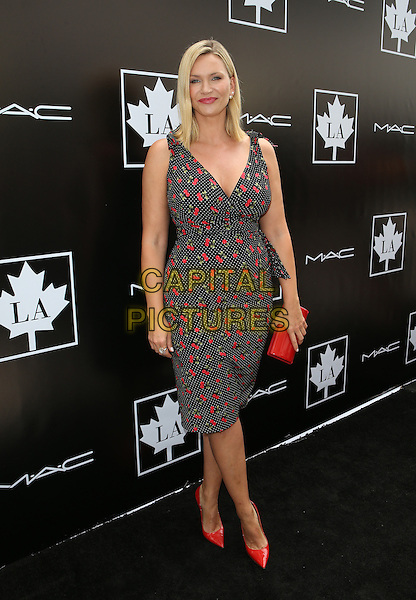 Beverly Hills, CA - July 01 Natasha Henstridge Attending 1st Annual Golden Maple Awards Presented by (ACISE-LA) At The SLS Hotel on July 01, 2015.  <br /> CAP/MPI/UPA<br /> &copy;UPA/MediaPunch/Capital Pictures