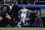 DURHAM, NC - NOVEMBER 17: Duke's Rebecca Quinn (CAN). The Duke University Blue Devils hosted the Oklahoma State University Cowboys on November 17, 2017 at Koskinen Stadium in Durham, NC in an NCAA Division I Women's Soccer Tournament Second Round game. Duke won the game 7-0.