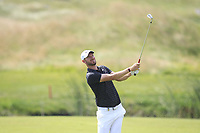 Chris Wood (ENG) on the 10th fairway during Round 3 of the HNA Open De France at Le Golf National in Saint-Quentin-En-Yvelines, Paris, France on Saturday 30th June 2018.<br /> Picture:  Thos Caffrey | Golffile
