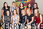 Staff from Mothercare in Manor West having their Christmas Party. at the Ballyroe Hotel on Saturday Pictured  Front l-r Pamela Hunt, Melissa Bowler, Eilish Teahan, Audrey Wallace, Sandra Burn.  Back l-r Jean O'Shea, Lisa O'Shea, Mary Kinsella, Helen Enright, Jolee Piggott